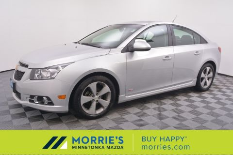 Pre-Owned 2011 Chevrolet Cruze 2LT FWD 4D Sedan