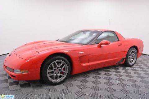 Pre-Owned 2004 Chevrolet Corvette 2dr Z06 Hardtop