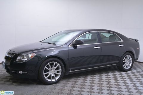 Pre-Owned 2009 Chevrolet Malibu 4dr Sedan LTZ