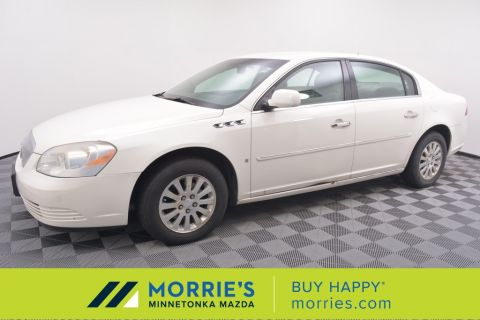 Pre-Owned 2007 Buick Lucerne CX FWD 4D Sedan