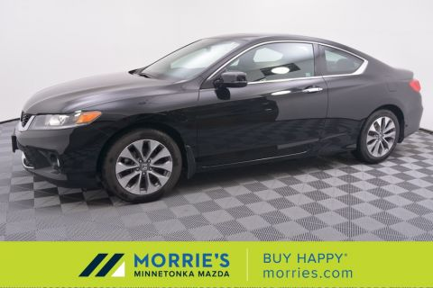 Pre-Owned 2015 Honda Accord EX FWD 2D Coupe