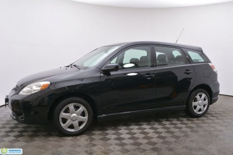 Pre-Owned 2008 Toyota Matrix 5dr Wagon Automatic XR