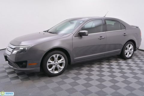 Pre-Owned 2012 Ford Fusion 4dr Sedan SE FWD