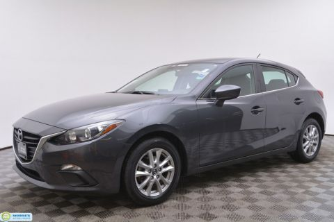 Certified Pre-Owned 2016 Mazda3 5dr Hatchback Automatic i Sport