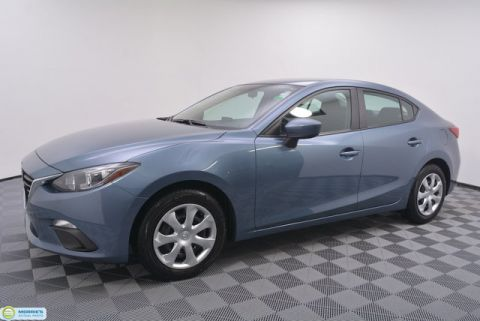 Certified Pre-Owned 2015 Mazda3 4dr Sedan Automatic i Sport