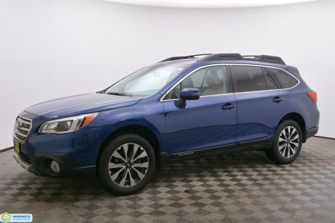 Pre-Owned 2016 Subaru Outback 4dr Wagon H6 Automatic 3.6R Limited