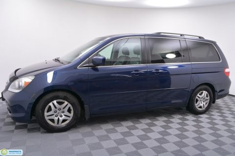 Pre-Owned 2005 Honda Odyssey EX-L Automatic with RES