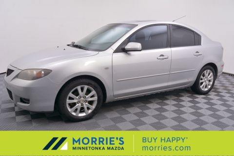 Pre-Owned 2008 Mazda3 i Touring