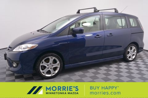 Pre-Owned 2010 Mazda5 Touring FWD 4D Wagon