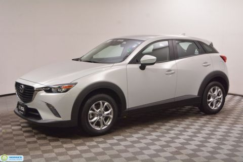 Certified Pre-Owned 2018 Mazda CX-3 Sport AWD