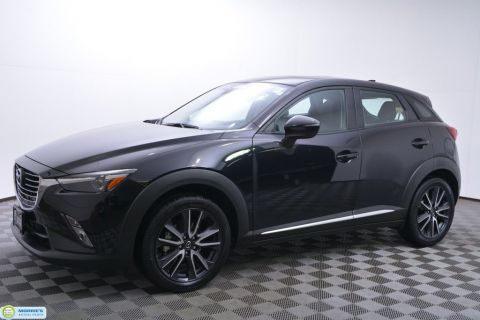 Certified Pre-Owned 2018 Mazda CX-3 Grand Touring AWD