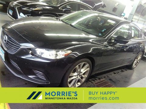 Pre-Owned 2016 Mazda6 i Touring FWD 4D Sedan