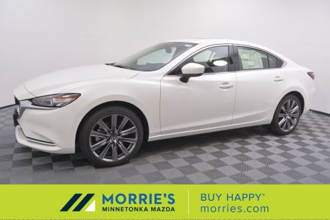 New 2019 Mazda6 Grand Touring Reserve FWD 4D Sedan