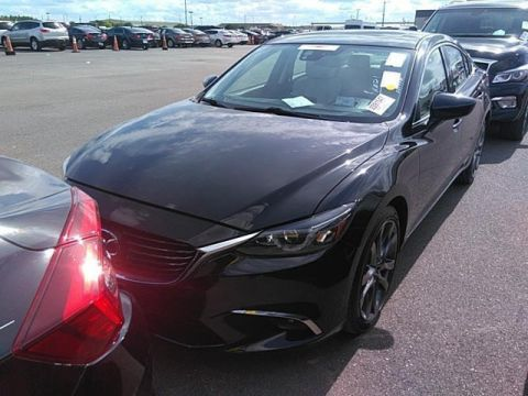 Certified Pre-Owned 2017 Mazda6 Grand Touring Automatic
