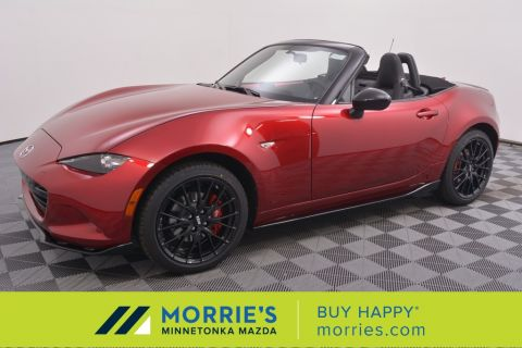 New 2019 Mazda Miata Club RWD 2D Convertible