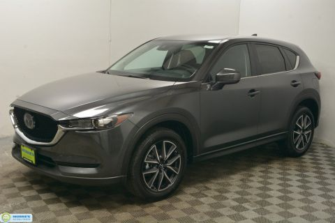 New 2018 Mazda CX-5 Touring AWD