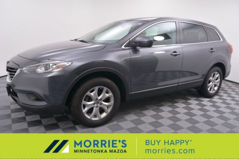 Certified Pre-Owned 2015 Mazda CX-9 Sport AWD