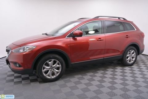 Pre-Owned 2015 Mazda CX-9 AWD 4dr Touring