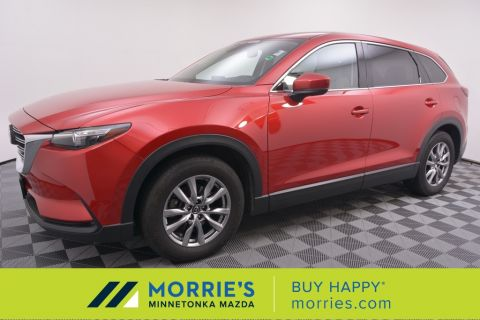Certified Pre-Owned 2016 Mazda CX-9 Touring AWD
