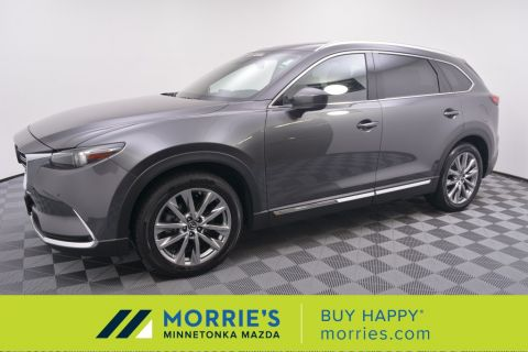 Certified Pre-Owned 2019 Mazda CX-9 Signature AWD