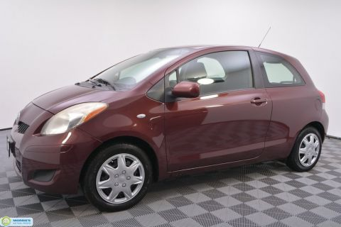 Pre-Owned 2010 Toyota Yaris 3dr LB Automatic