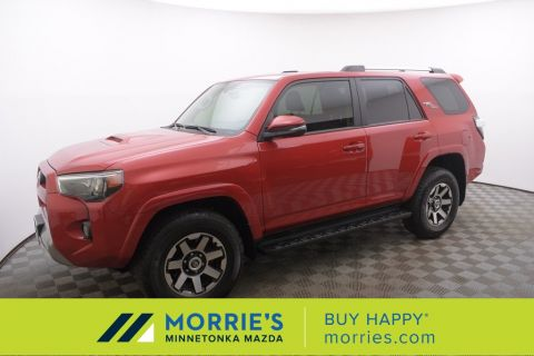Pre-Owned 2017 Toyota 4Runner TRD Off-Road Premium 4WD