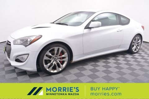 Pre-Owned 2014 Hyundai Genesis Coupe 2.0T R-Spec RWD 2D Coupe