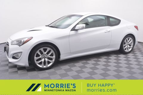 Pre-Owned 2016 Hyundai Genesis Coupe 3.8